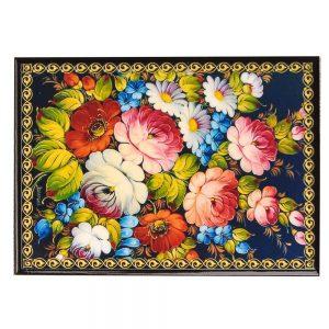 Schmuckkästchen – Blumen 4