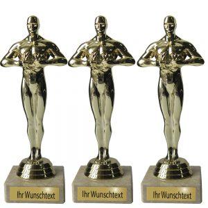 Oscar Oskar Trophy Victory Award Statue